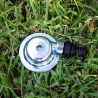 Solid cast constructed Sprinkler.. Click for more information...