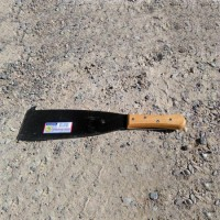 Short handle tramontina 13in. cane knife. Click for more information...